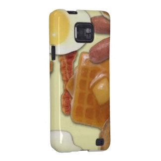 Comidas de desayuno galaxy s2 fundas