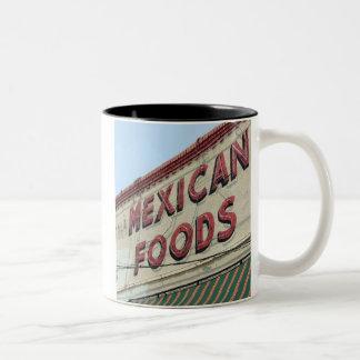 COMIDAS MEXICANAS - taza