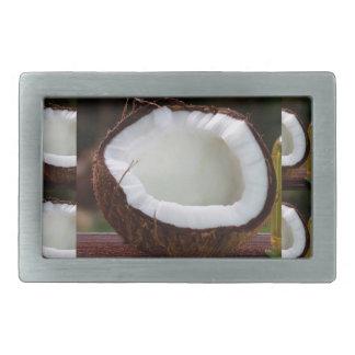 Comidas sanas de la cocina del sabor de los hebilla cinturon rectangular