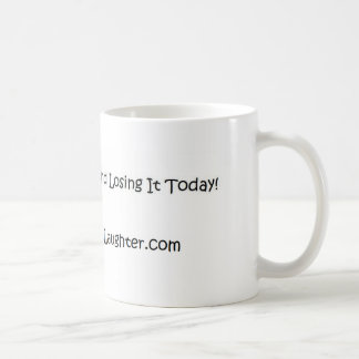 ¡Comience a amarlo, a reír y a perder hoy! Taza De Café
