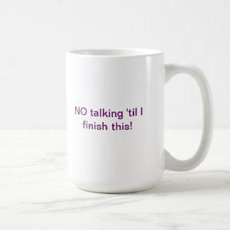 comience la derecha del día taza de café