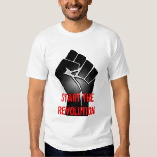 Comience la revolución poleras