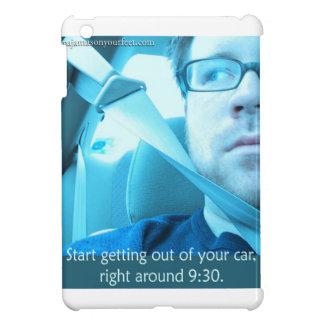 Comience salir de su cubierta del iPad del coche m
