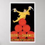 Comienzo de los Poster-precios de Biere de Charmes