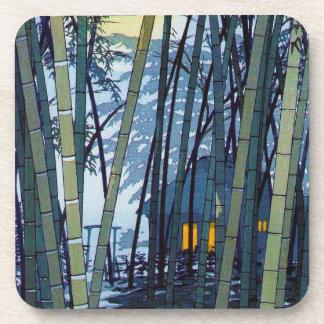 Comienzo del verano de bambú fresco de Shiro Kasam Posavaso
