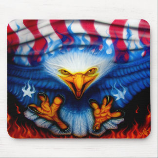 Comin' In Hot Mousepads