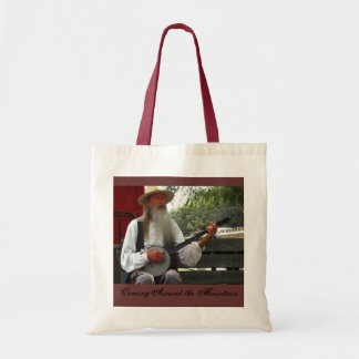 Coming Around The Mountain Budget Tote Bag