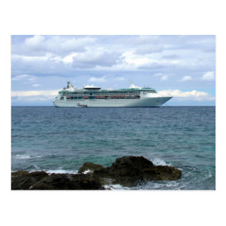 Coming Ashore Custom Postcard