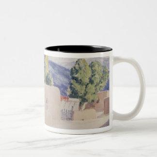 Coming Ashore Two-Tone Coffee Mug