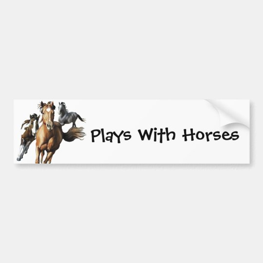 Coming At You! Bumper Sticker