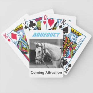 Coming Attraction Bicycle Playing Cards