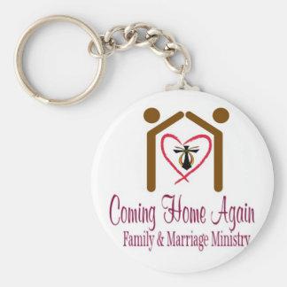 Coming Home Again Key Chain