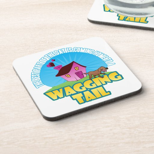 Coming Home Beverage Coasters