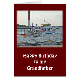 Coming Home - Fishing Boats in Barnegat Inlet Item Card