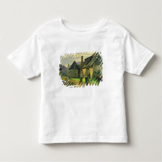 Coming home from the war, 1859 toddler t-shirt
