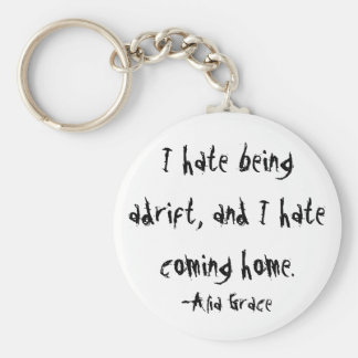 Coming Home Keychain