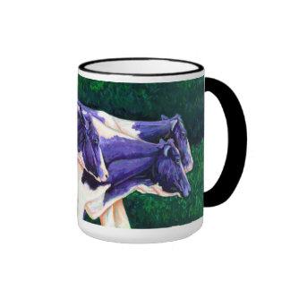 Coming Home - Purple Cows Mugs