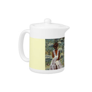 """""""Coming Home"""" ~ The Oregon Love Story Teapot"""