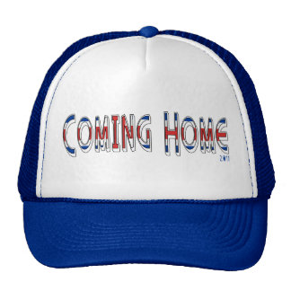 Coming Home Trucker Hat