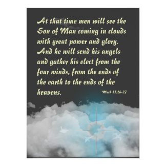Coming In Clouds Poster