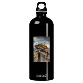 Coming in Hot SIGG Traveler 1.0L Water Bottle