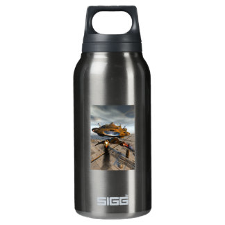 Coming in Hot 10 Oz Insulated SIGG Thermos Water Bottle