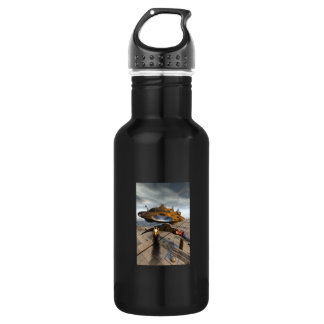 Coming in Hot Stainless Steel Water Bottle