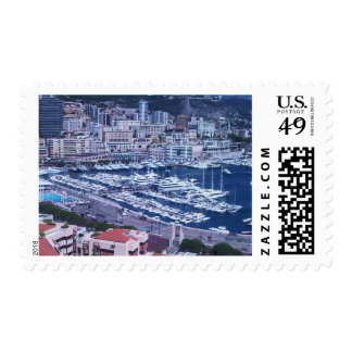 Coming into Monaco Postage