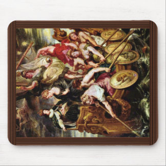 Coming Of Age Of The Dauphin, Louis Xiii. Mousepad