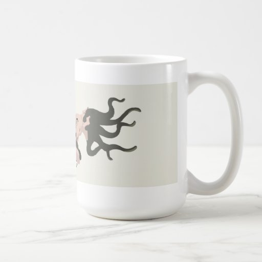 coming out classic white coffee mug
