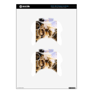 Coming out of church by Cornelis Springer Xbox 360 Controller Skins