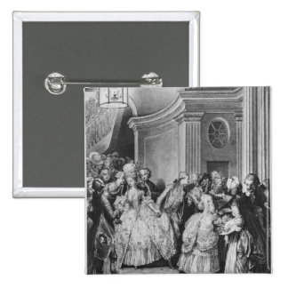 Coming out of the Opera Pinback Button