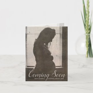 Coming Soon - Big Expectations Card