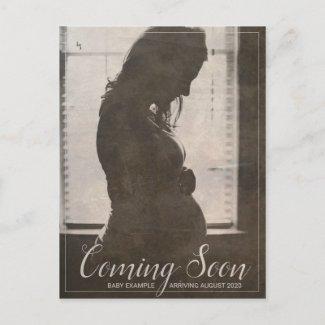 Coming Soon - Big Expectations Holiday Postcard