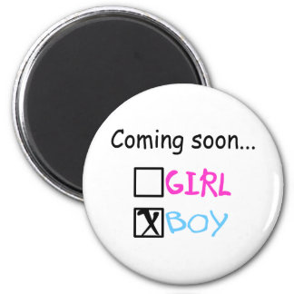 Coming Soon, Boy Magnets