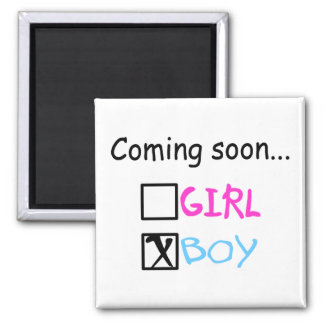 Coming Soon...(Boy) Magnets