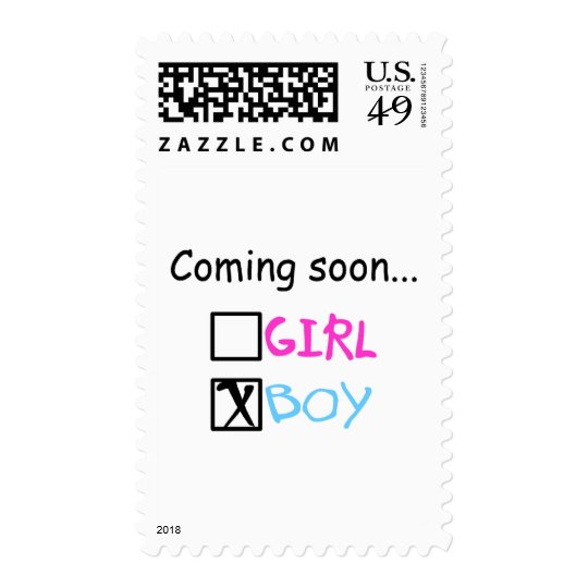 Coming Soon, Boy Postage