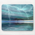 COMING  STORM MOUSE PAD