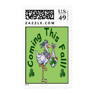 Coming This Fall! Postage Stamps