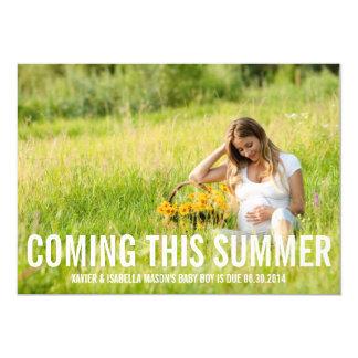 Coming This (Season) | Pregnancy Announcement