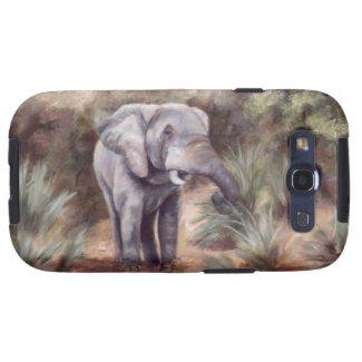 Coming Through Elephant Samsung Galaxy Case