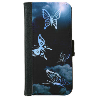 Coming to Life Butterflys iPhone 6/6s Wallet Case