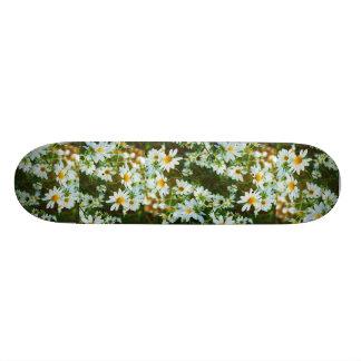 Coming up Daisies_  Skateboard_by Elenne Skate Board Decks