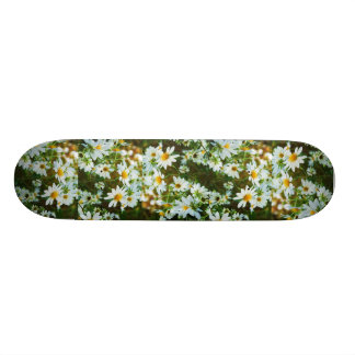 Coming up Daisies_  Skateboard_by Elenne Skateboard Deck
