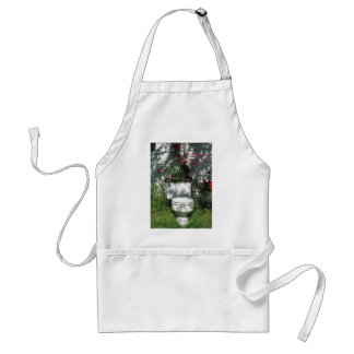 Coming Up Roses Aprons