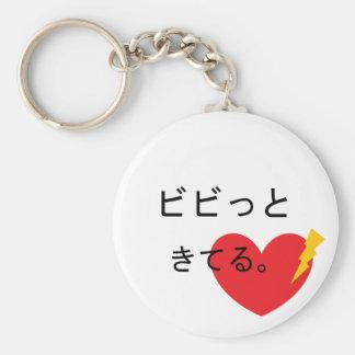 Coming with the bibi tsu, the ru. keychain