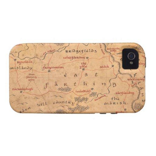 Comino del este Case-Mate iPhone 4 carcasas