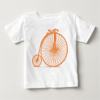 Comino del penique - naranja playera de bebé