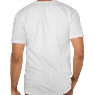 COMIÓ la camiseta para hombre del logotipo rojo