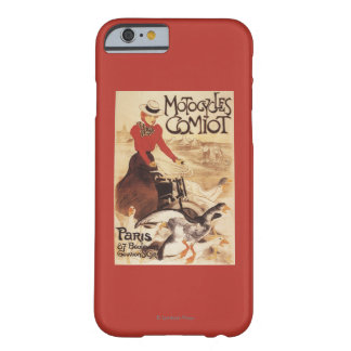 Comiot Motocycles Woman and Geese Promo Poster Barely There iPhone 6 Case